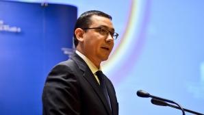 Ponta a vorbit cu Schulz: Brok nu se referea la amprentarea tuturor românilor, reacţia-nefericită / Foto: MEDIAFAX