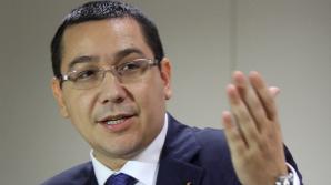 Ponta: Noua Constituție dă foarte multe puteri președintelui și previne abuzurile / Foto: MEDIAFAX