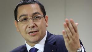 Ponta: Campania populistă cu accente şovine sau rasiste împotriva românilor, făcută şi de membri PPE