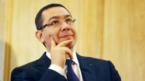 PONTA: Modificările la CONSTITUŢIE vor fi trimise Comisiei de la Veneţia, vor include observaţiile CC / Foto: MEDIAFAX
