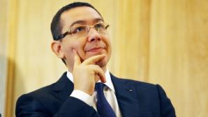 VICTOR PONTA: Unii europarlamentari PSD nu mai doresc să candideze pentru un nou mandat