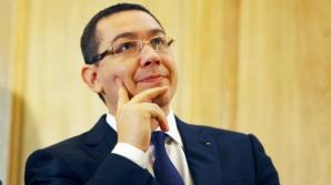 Ponta: Şeful IGSU şi-a făcut datoria, miniştrii pleacă deşi responsabilitate nu înseamnă vină