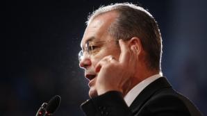 Boc: Ponta greşeşte profund când se amestecă în declaraţii care vizează justiţia în cazul Năstase