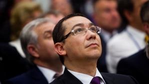 Ponta, scos la tablă de un senator PNL: Cer un raport despre starea naţiunii / Foto: MEDIAFAX