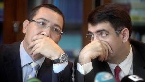 NOILE CODURI. Victor Ponta, discuţii cu Cazanciuc la Ministerul Justiţiei / Foto: MEDIAFAX