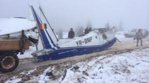 Șeful STS Cluj a aflat la ora 21.00 unde se situa avionul prăbușit în Apuseni