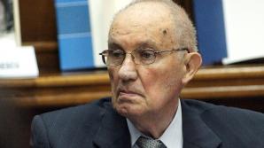 Academicianul Dinu C. Giurescu, recrutat de Securitate în 1967, nu a fost colaborator, decide CNSAS