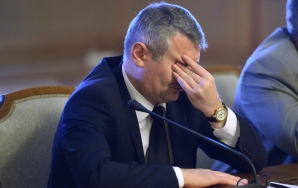 Ştirbu: 'Luceafărul' e sublimul culturii româneşti. REACŢIA ministrului când a fost pus să-l recite / Foto: MEDIAFAX