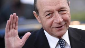 """TRAIAN BĂSESCU, declaraţie surprinzătoare la un eveniment: """"Vin ultima oară ca preşedinte"""""""
