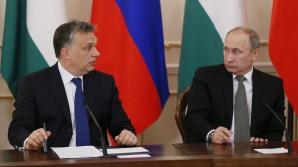 Premierul Ungariei, Viktor Orban, s-a întâlnit la Moscova cu preşedintele rus Vladimir Putin