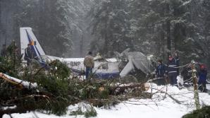 O noua tragedie dupa prabusirea avionului in Apuseni! A murit