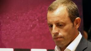 FC BARCELONA. Preşedintele Rosell şi-a dat demisia, după scandalul transferului lui NEYMAR