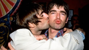 Noel şi Liam Gallagher s-au împăcat