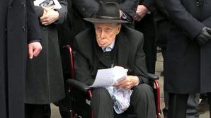 Faimosul gangster britanic, Ronnie Biggs, a fost înmormântat la Londra