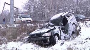 Doi tineri au murit în acestă dimineaţă într-un accident produs la Timişoara