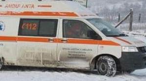 Brăila: O ambulanţă încearcă de 12 ore să ajungă la un bătrân grav bolnav