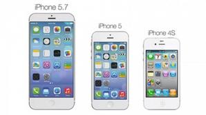 Următorul iPhone ar putea avea un ecran uriaș, de aproape 6 inci