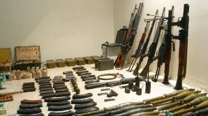 Cazul furtului de arme de la CIOROGÂRLA. Un nou dosar cercetat de INVESTIGATORII