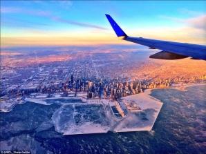Chicago, îngheţat