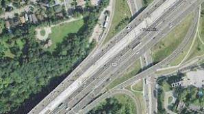 E una dintre cele mai aglomerate autostrăzi din lume
