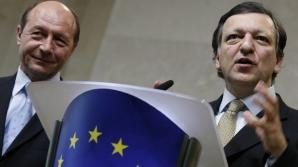BĂSESCU discută cu Barroso în februarie pentru finanţarea interconectării energectice cu R. Moldova
