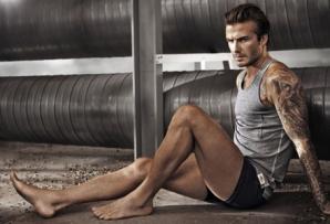 David Beckham, sexy în noua campanie H&M