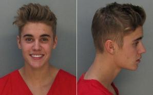 JUSTIN BIEBER AREST. Cântăreţul Justin Bieber a fost ARESTAT joi dimineaţă, în Miami