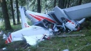 Avion prăbuşit în Cluj