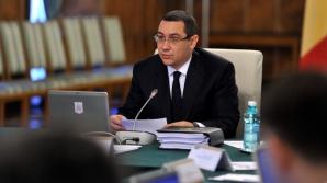 ACCIDENT AVIATIC. Ponta: La STS trebuie asumată răspunderea de către conducere