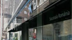 O bancă spaniolă a pus lacăt sucursalei din România