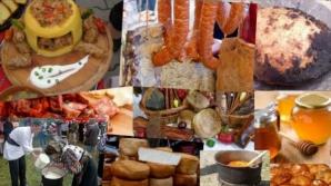 Calendarul gastronomic al României pe 2014