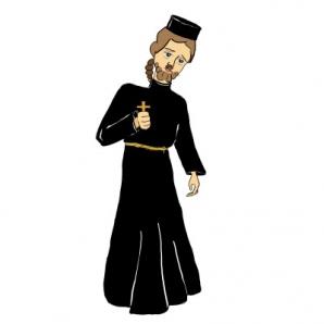 BANCUL ZILEI. Ion se duce la mânăstire şi se călugăreşte