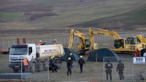 La Vaslui, Chevron a început deja explorarea gazelor de şist