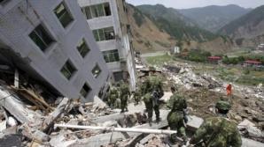 Un studiu identifică zona probabilă a viitorului cutremur important din China