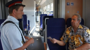 Peste 400 de călători, prinşi fără bilet în trenuri de poliţiştii de la Transporturi