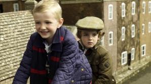 3 moduri de a menține copiii activi iarna