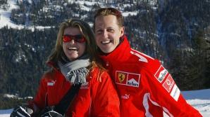 Corinna şi Michael Schumacher