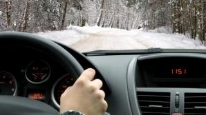 Cum să conduci pe timp de iarnă