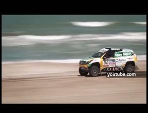 Raliul Dakar se desfăşoară în America de Sud