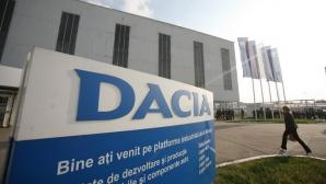 Dacia, vedeta vânzărilor în UE în primul trimestru din 2014