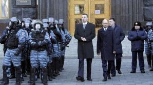 Victor Ianukovici îi propune lui Vitali Kliciko să devină vicepremier