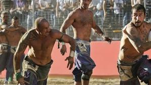 Calcio Storico, cel mai violent sport din lume