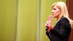 Elena Udrea despre Paridul Mişcarea Populară: Era nevoie de o voce puternică a Opoziţiei