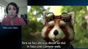 Cinci români lucrează la o aplicaţie care ne transformă în personaje de desene animate