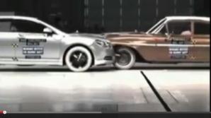 Crash test: Chevrolet 1959 vs Chevrolet 2009