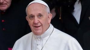 """Francisc a predicat pentru """"blândeţe"""" şi împotriva """"loviturilor de baston inchizitoriale"""""""