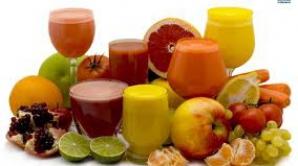 Cele mai eficiente sucuri de fructe