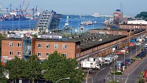 Trei cartiere din Hamburg, sub supravegherea poliţiei
