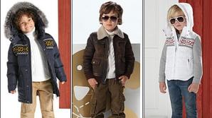 Greenpeace alertează asupra toxinelor prezente în hainele pentru copii produse de mari firme internațioanle