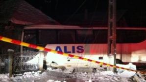 Accident cumplit în judeţul Cluj.